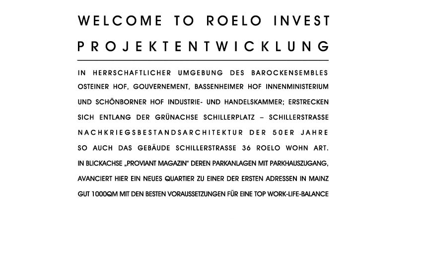 ROELO INVEST